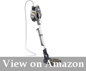 vacuum cleaning with lights