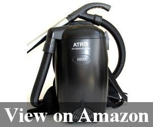backpack vacuum for pet hair reviews