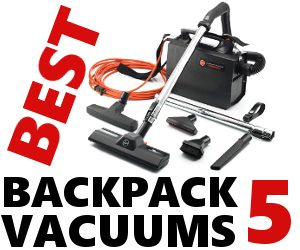 best backpack vacuum reviews
