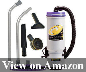 commercial backpack vacuums reviews