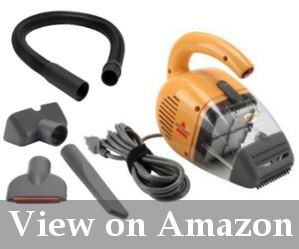 handheld vacuum cleaner review