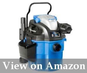 wall mounted garage vacuum review