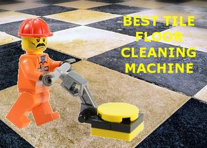 Tile Floor Cleaner Machine And Grout