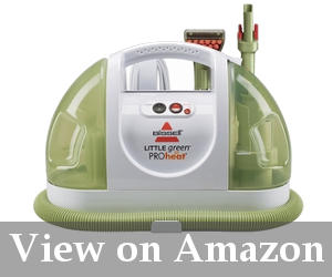 best portable upholstery steam cleaner reviews