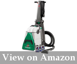 review powerful handheld carpet and upholstery cleaner