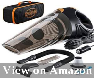best vacuum cleaner for car interior