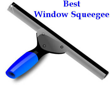 best window squeegee reviews