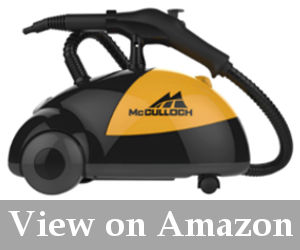 McCulloch steam cleaner reviews