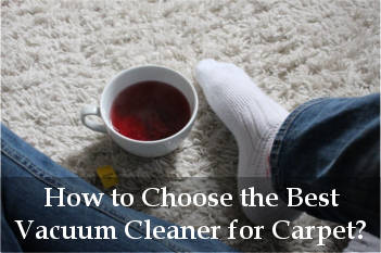 best vacuum cleaner for carpet reviews