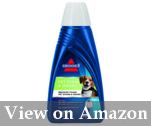 bissell carpet cleaner solution pet reviews