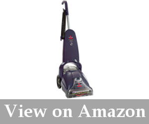 bissell professional carpet cleaner machine reviews