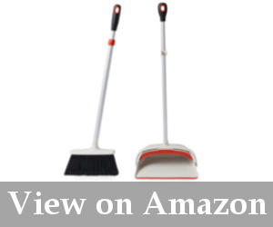 broom for sweeping hardwood floors reviews