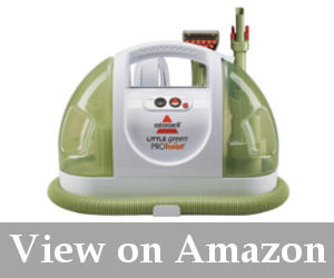 compact carpet cleaner machine reviews