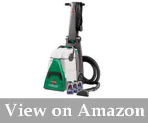 professional Bissell carpet cleaner reviews