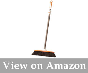 soft broom for floors reviews