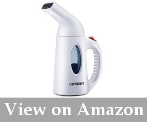 handheld clothes steamer for travel