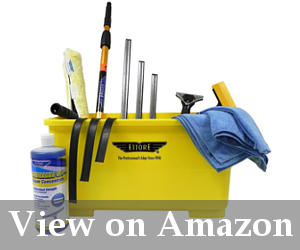 full cleaning kit for window reviews