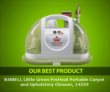 top upholstery cleaning machine reviews
