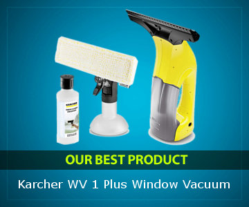 top karcher window vacuum reviews