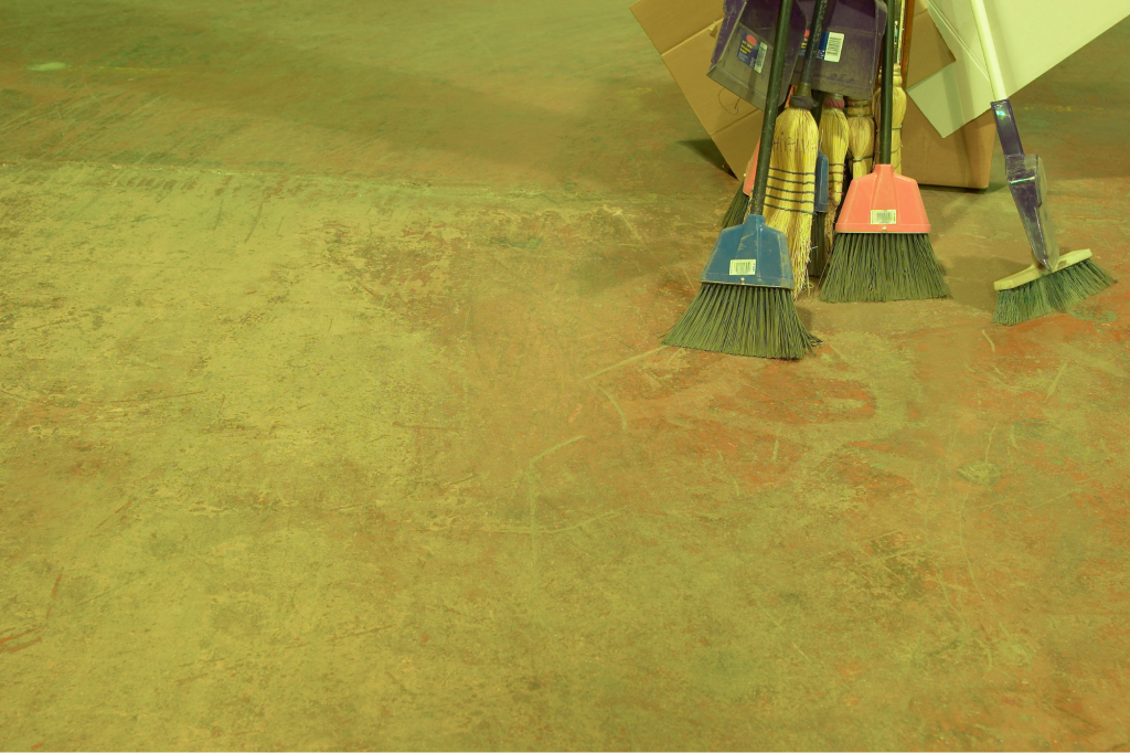 How to Clean Cat Urine from Concrete Floors