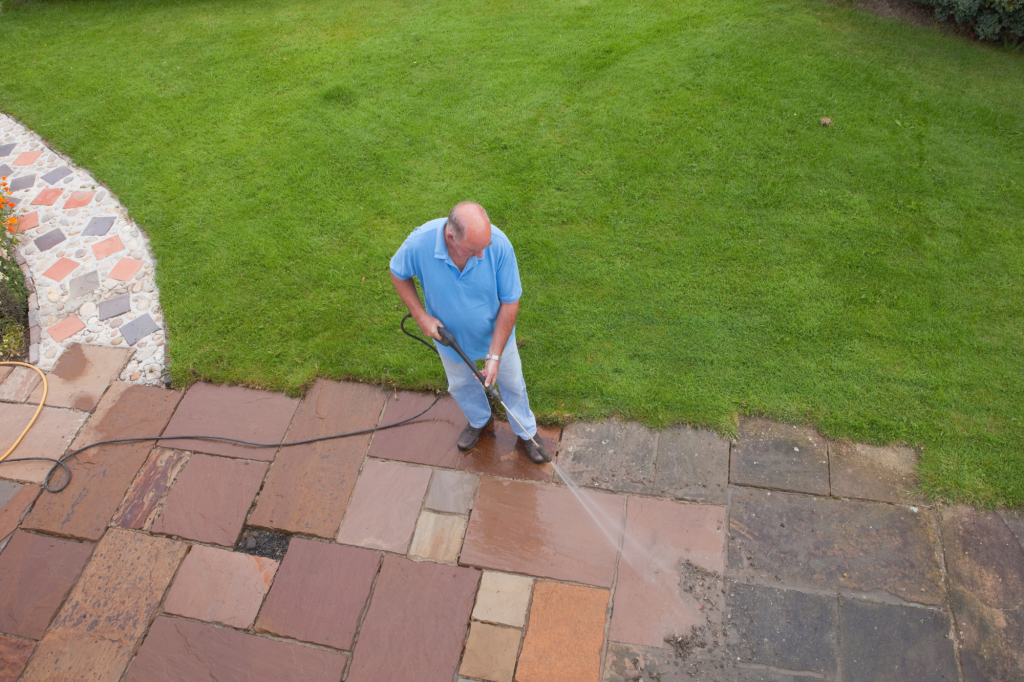 How To Clean Sandstone
