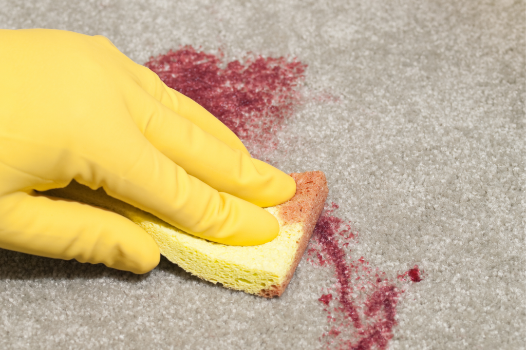 How to Clean Your Bathroom Tile Stains